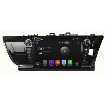 In-Dash DVD Player For Toyota Corolla GPS