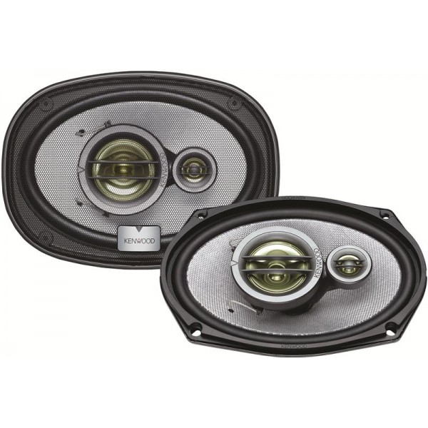 Kenwood KFC-HQ718 3-Way Speakers