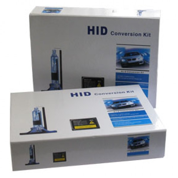 H4 HID Conversion Kit 4300K-12000K