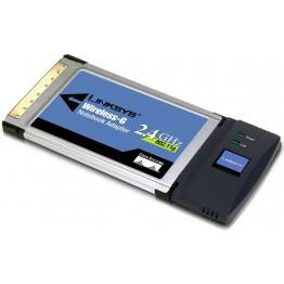 Linksys WPC54G Wireless-G Notebook Adapter