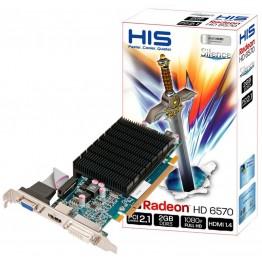 HIS HD 6570 Silence 1GB DDR3
