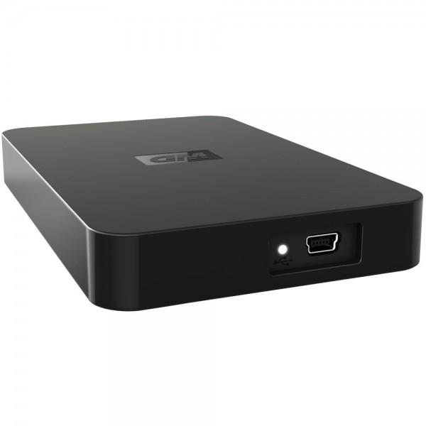 Western Digital Elements Portable 1000GB
