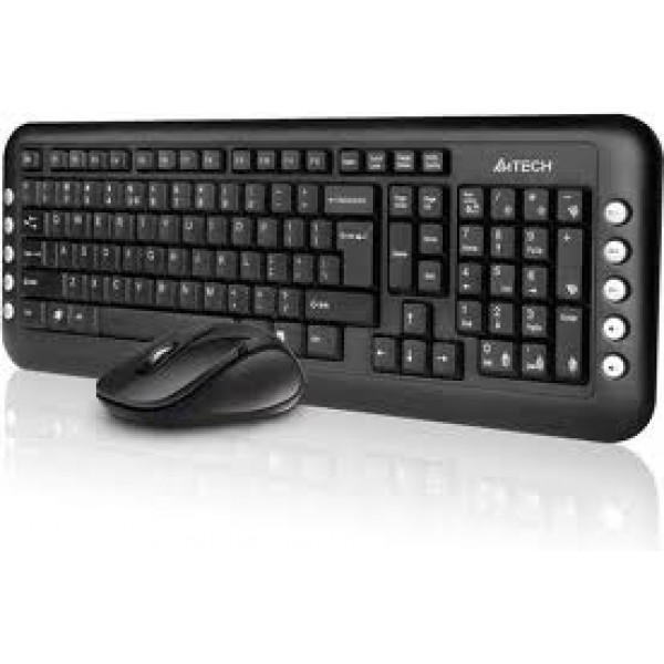 A4Tech GL-1630 Keyboard Wireless With Mouse