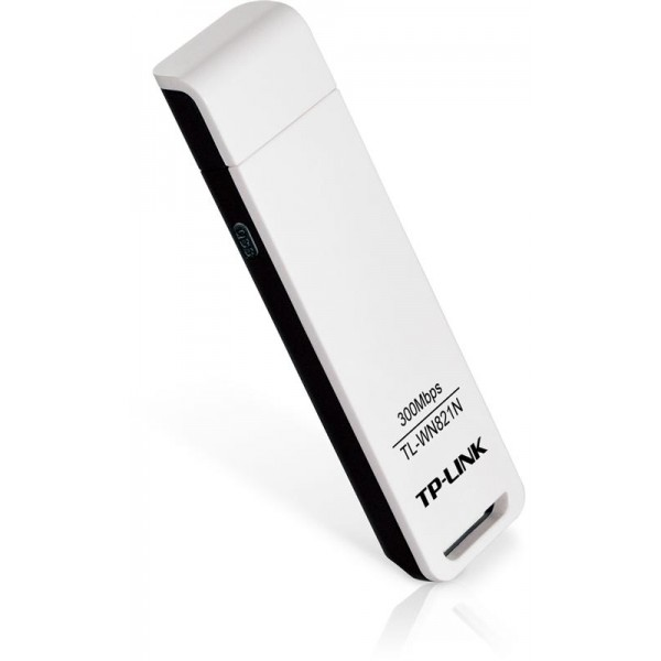 TP-Link TL-WN821NC 300Mbps Wireless N USB Adapter