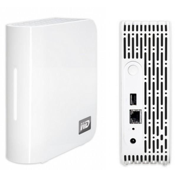 Western Digital My Book World Edition II 2TB Gigabit Ethernet