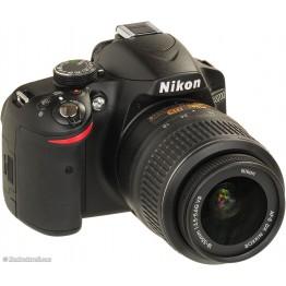 Nikon D3200 18-55mm VR Lens Kit
