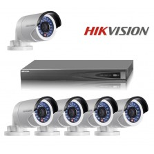 Hikvision 4CH Turbo HD 720P Surveillance Kit