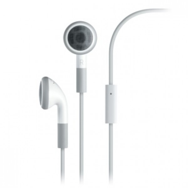 Genuine iPhone iPod Stereo Headset with Mic