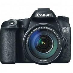 Canon EOS 70D 18-135mm Lens Kit
