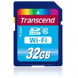 Transcend Wi-Fi SD Card 32GB