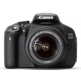 Canon EOS 600D 18-135mm Lens Kit