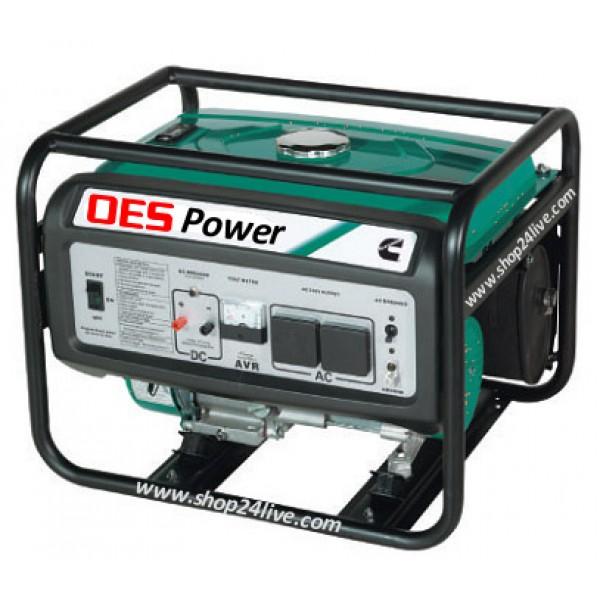 OES Power Generator P1500E 1.3 KW