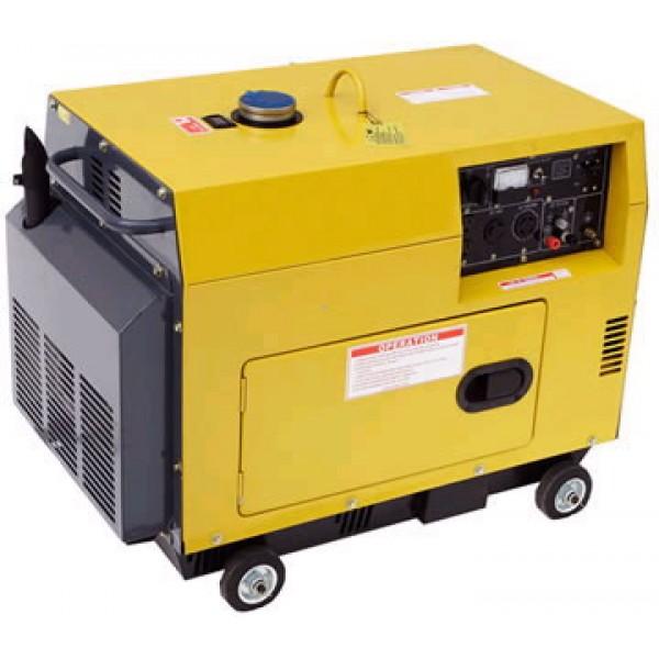 Electro Hub Diesel Generator 5 KW