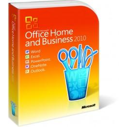 Microsoft Office Home & Business 2010 (MLK) Media Less Kit