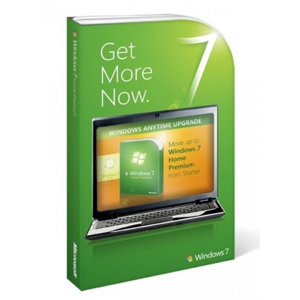 Microsoft Windows 7 Starter 32-Bit
