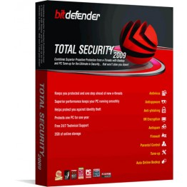 Bit Defender Security For Mail Server 5 User (1 Year)