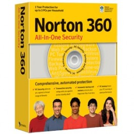 Norton 360 All In One Security For 3 Users