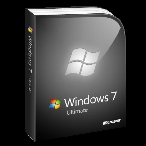 Microsoft Windows 7 Ultimate 32/64-bit