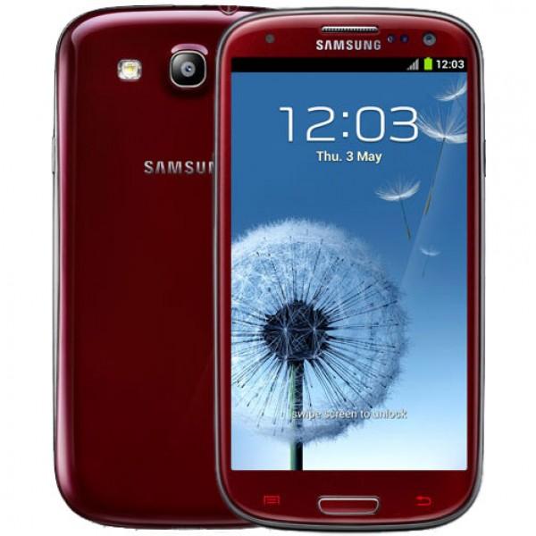 Samsung Galaxy S III 16GB Garnet Red