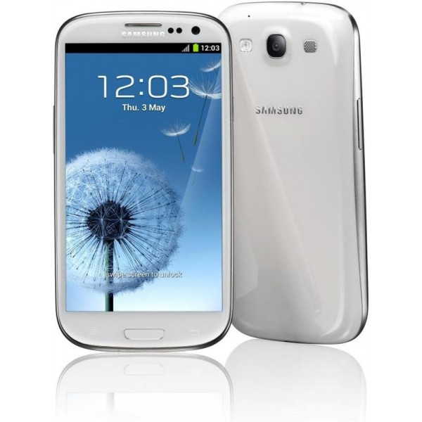 Samsung Galaxy S III 16GB White