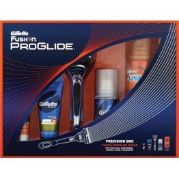 Gillette Fusion Kit Gift Set