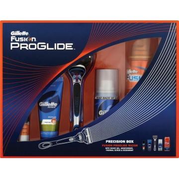 Gillette Fusion Kit Gift Set