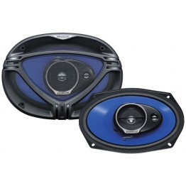 Kenwood KFC-M6932A 3-Way Speakers