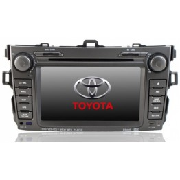 In-Dash DVD Player For Toyota Corolla
