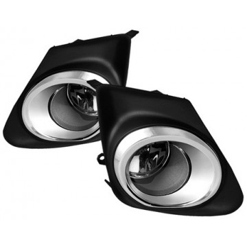 Corolla Fog Lights 2011