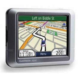 4.3 Inch GPS Touch Screen Navigator + 2GB SD Card