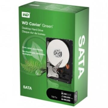 """Western Digital 1000GB 3.5"""" HDD Caviar Green SATA"""