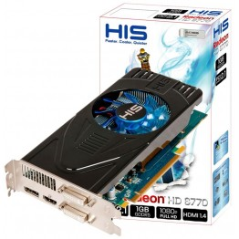 HIS Radeon HD 6770 1GB DDR5