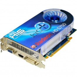 HIS HD 5750 IceQ+ 1GB DDR5