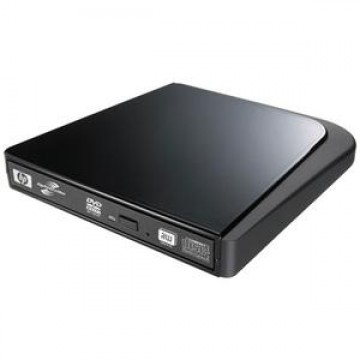 HP 557s External Slim DVD-RW (USB Powered)