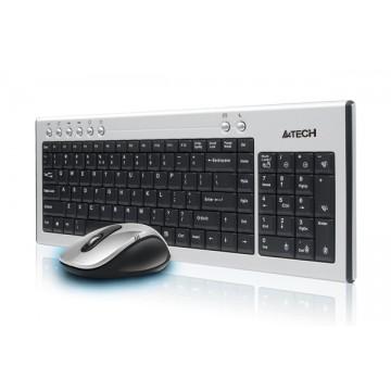 A4Tech GX-6630 Keyboard Wireless With Mouse