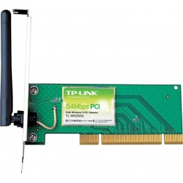 TP-Link TL-WN350G 54Mbps PCI Wireless Adapter