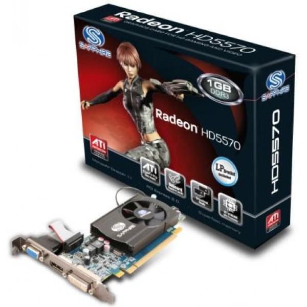 ATI RadeonTM HD 5570 1GB DDR2