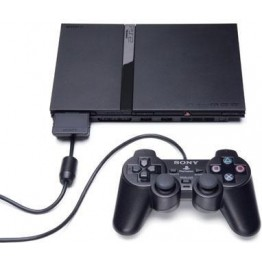 Sony PlayStation 2 Black With M7 Chip
