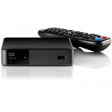 WD TV Live - Streaming Media Player