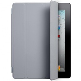 Apple iPad Smart Cover Polyurethane Gray