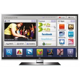 "LG SmartTV 47"" 3D LED TV 47LW5700"