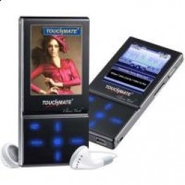Touchmate TM-MP44GTK MP3/MP4/MP5 Player 4GB