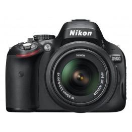 Nikon D5100 18-55mm VR Lens Kit
