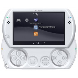 Sony PSP Go 16GB White