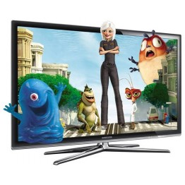 """Samsung 40"""" LED 3D TV UA40C7000"""