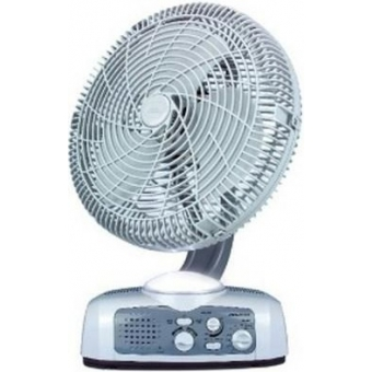 "Sunca 14"" Rechargeable Fan"