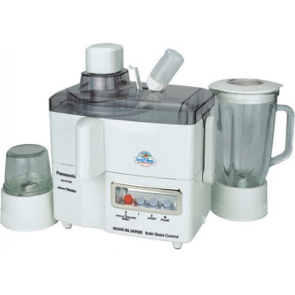 Panasonic Mj L500sxe Slow Juicer Review : Panasonic Juicer-Blender MJ-W176P price in Pakistan