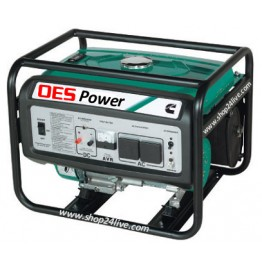 OES Power Generator P2600E 2.3 KW