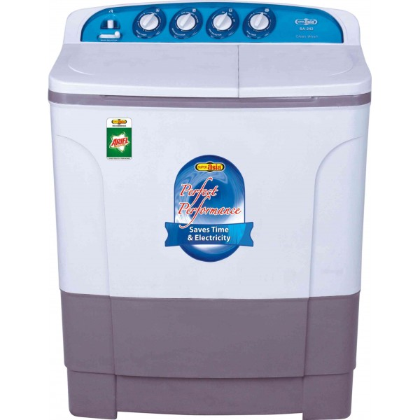 Super Asia Washing Machine Sa 242 Price In Pakistan