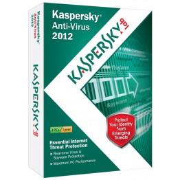 Kaspersky Anti-Virus 2012 3 Users
